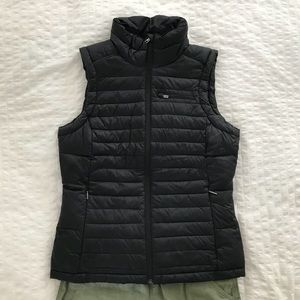 Columbia Black Vest